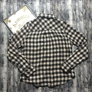 Forever21 Plaid Button Down Shirt